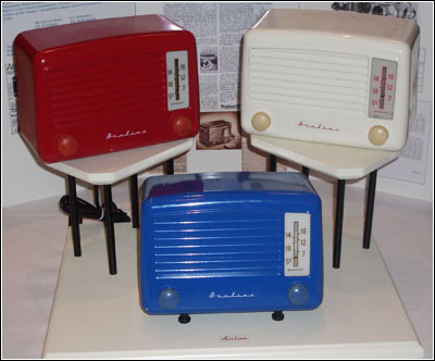 versions of the Montgomery Ward Airline Model 94KR1520