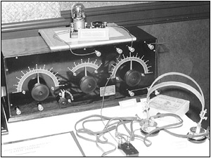 1920 Chicago Radio Lab Paragon tuner