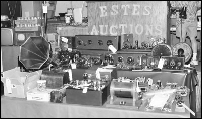 Estes auction offerings