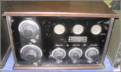 Paramount 3-tube set