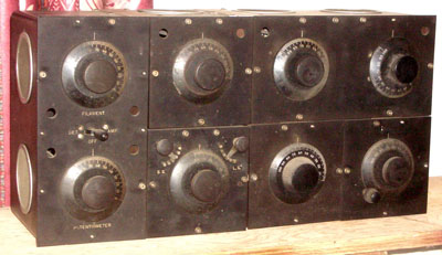 six-unit Amrad receiver
