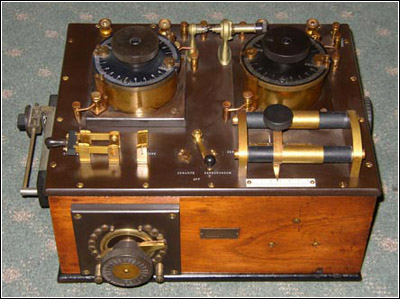 American Marconi 103 receiver