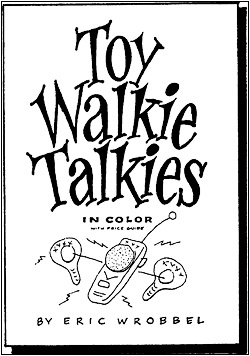 Toy Walkie Talkies
