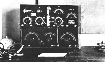 The receiver at station 9ZN