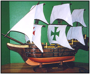 Another ship speaker by Miniature Ship Models, Inc.