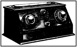 The 1926 Crosley Model 4-29.