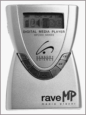The 1999 Sensory Science RaveMP 2100