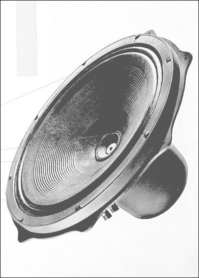 The LC-1 loudspeaker