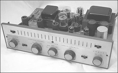 The Bogen Model DB-13 amplifier