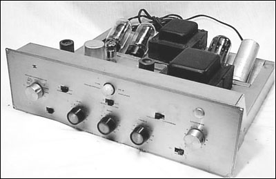 The Scott Model 97 B amplifier