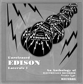 Cover of The Edison Lateral Series
