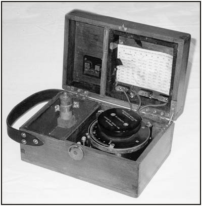 A Marconi Wireless Telegraph Co. Wavemeter
