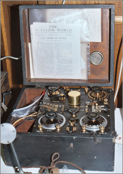 an unusual shortwave tuner
