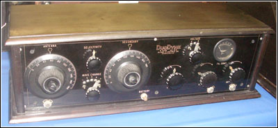 Globe Electric DuoDyne 5-tube set