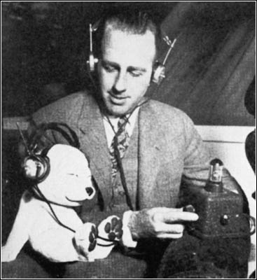 Powel Crosley, Jr., and the Crosley Pup
