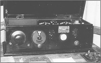 Transceiver Set #1, ca. 1930