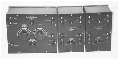 Northern Electric R-11, R-1 and R-15.