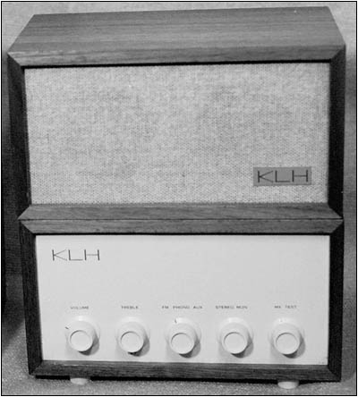 The KLH Model Thirteen