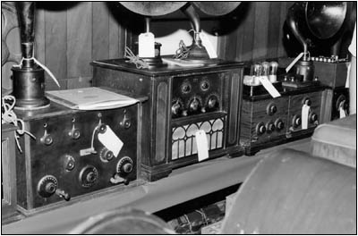 Some early radios