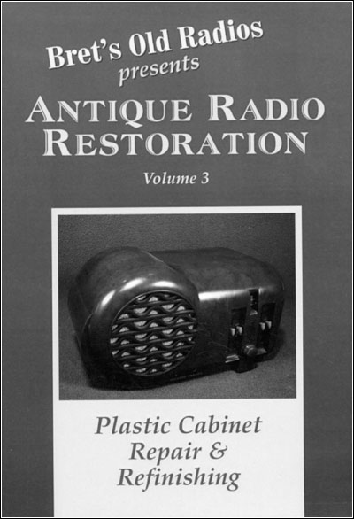 Antique Radio Restoration -- Volume 3