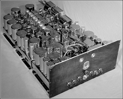 Scott 48-tube Custom  Receiver