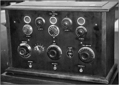Air-Way Type G 5-tube receiver