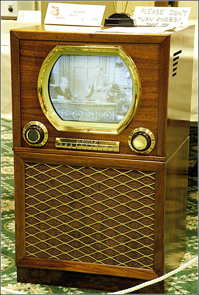 A gorgeous Muntz TV