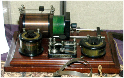 Wm. Murdock long wave receiver