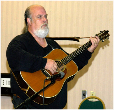 A few tunes from Alan Jesperson