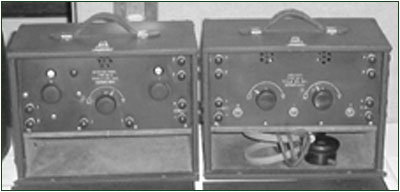 TECLA 50D detector and 50A amplifier