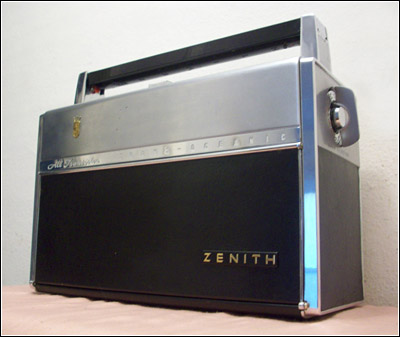 Zenith Royal 1000 Trans-Oceanic