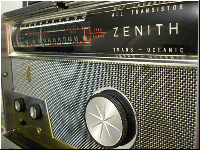 The Zenith Royal 1000 Trans-Oceanic