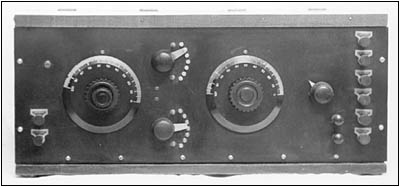 a later grid-leak detector receiver