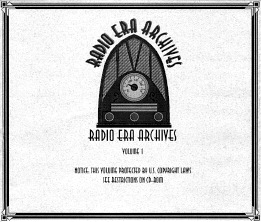 Radio Era Archives - Radiophile, Volume 1
