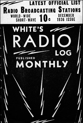 """White's Radio Log"""