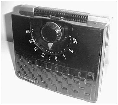 The 1951 Admiral 4T11 Portable.