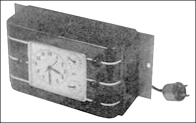 Crosley offered a timer