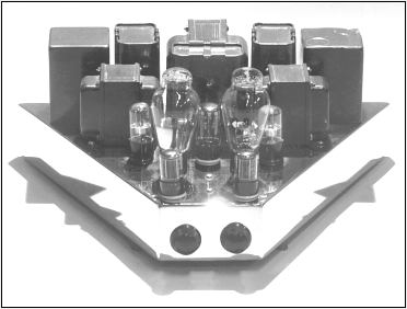 The custom single-ended Class A amplifier