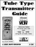 Cover of The Tube Type Transmitter Guide